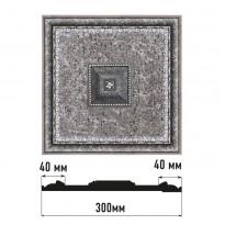 Декоративное панно Decomaster D31-44 (300*300*32)