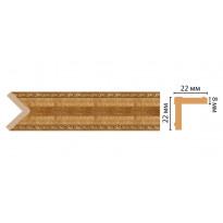 Цветной угол Decomaster 116M-4 (22*22*2400)