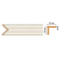 Цветной угол Decomaster 116-15 (30*30*2400)