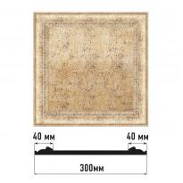 Декоративное панно Decomaster D30-553 (300*300*18)