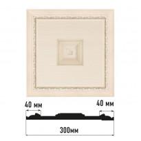 Декоративное панно Decomaster D31-13 (300*300*32)