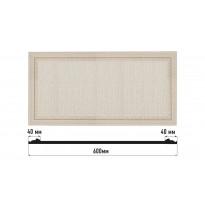 Декоративное панно Decomaster D3060-19D (600*300*18)