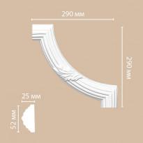 Угловой элемент 98020-2 Decomaster