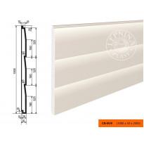 Накладка  СВ-50/9  панель (1000х50х2000)