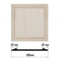Декоративная панно Decomaster D30-19D (300*300*18)