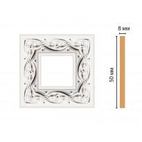 Вставка цветная Decomaster 130-2-7D (50*50*8)