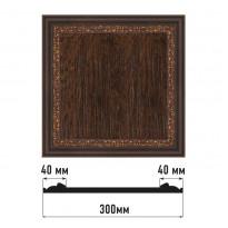 Декоративная панно Decomaster D30-966 (300*300*18)