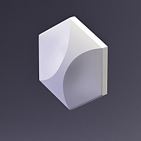 3D Панель Elementary HEKSA-twin E-0012 Artpole