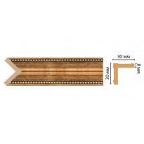 Цветной угол Decomaster 116-57 (30*30*2400)