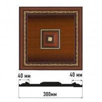 Декоративное панно Decomaster D31-51 (300*300*32)