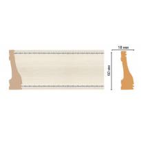 Плинтус напольный Decomaster 192-15 (60*18*2400)