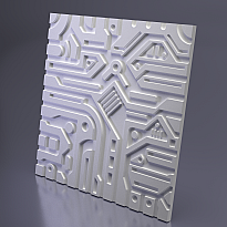 3D Панель EX-MACHINA A M-0045 Artpole