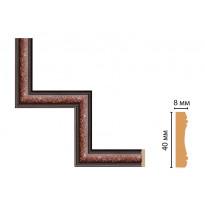 Декоративный угловой элемент Decomaster 188-1-52 (300*300)