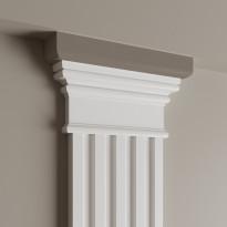 Декор. эл-т верхний Ultrawood арт. D 4200 (220x30x43)