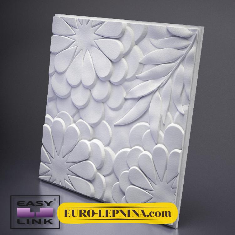 3D Панель FLORA M-0042 Artpole
