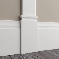 Декор. эл-т нижний Ultrawood арт. D 1075 (75x155x18)