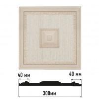 Декоративное панно Decomaster D31-19D (300*300*32)
