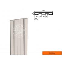 Пилястра ПЛВ-600/3 тело (2000х70х600)