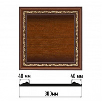 Декоративная панно Decomaster D30-51 (300*300*18)
