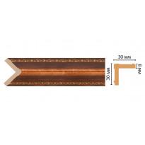 Цветной угол Decomaster 116-1084 (30*30*2400) ДМ