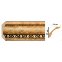 Карниз потолочный Decomaster 100D-57 (69*69*2400)