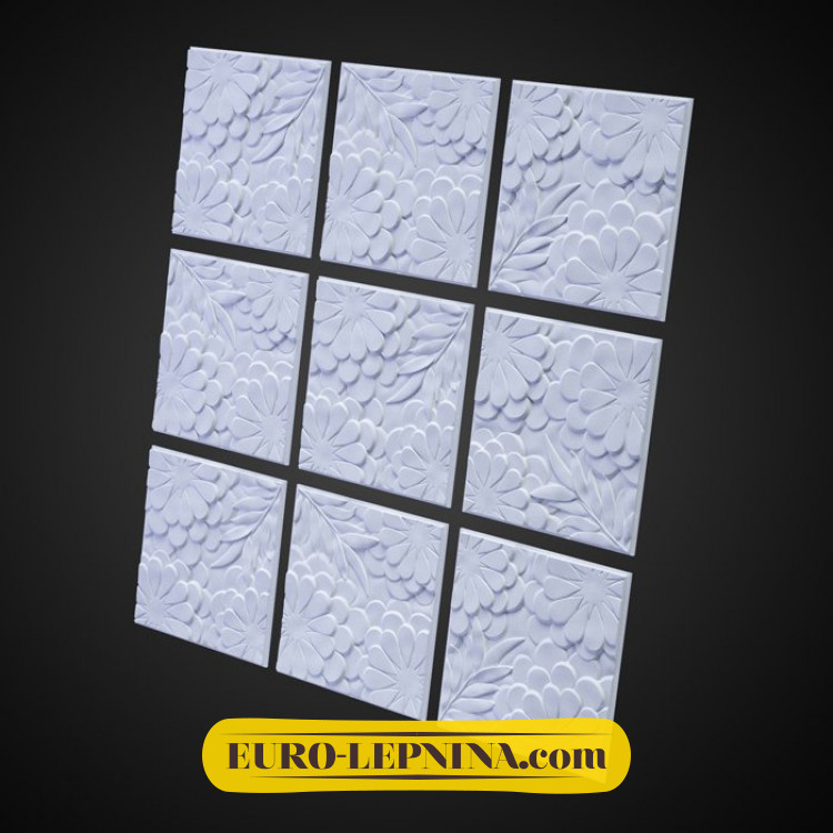 3D Панель Панно Flora P9 M-0042 Artpole