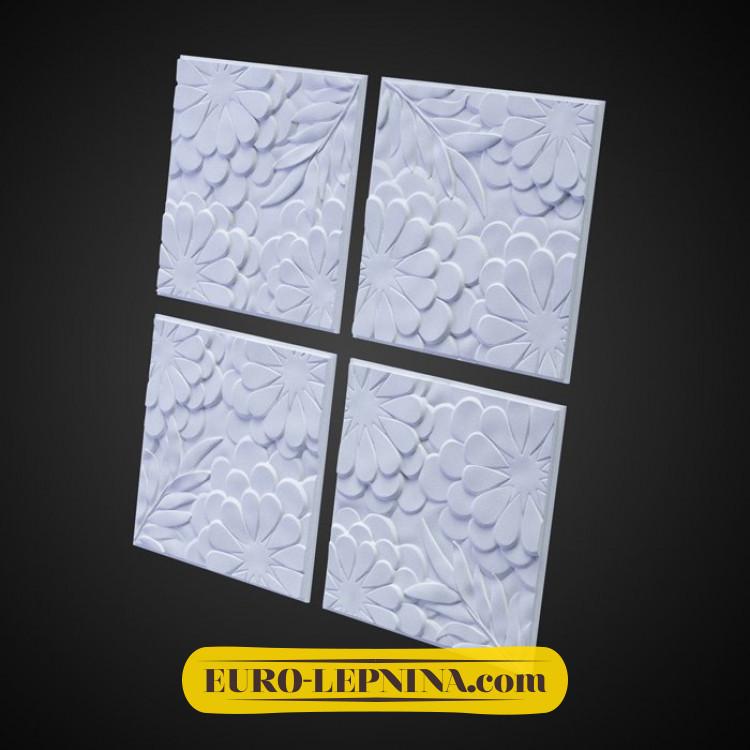 3D Панель Панно Flora P4 M-0042 Artpole