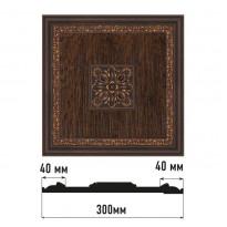 Декоративное панно Decomaster D31-966 (300*300*32)