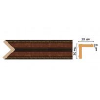 Цветной угол Decomaster 116-2 ДМ (30*30*2400)