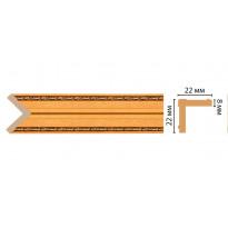 Цветной угол Decomaster 116M-1223 (22*22*2400)