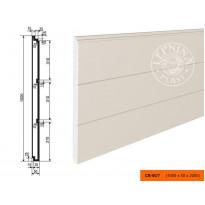 Накладка  СВ-50/7  панель (1000х50х2000)