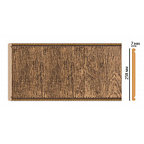 Декоративная панель Decomaster C25-3 (250*7*2400)