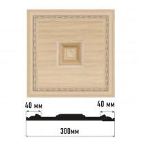 Декоративное панно Decomaster D31-11 (300*300*32)