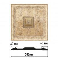 Декоративное панно Decomaster D31-553 (300*300*32)