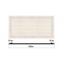 Декоративное панно Decomaster D3060-15 (600*300*18)