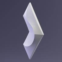 3D Панель CORAL platinum E-0045 Artpole