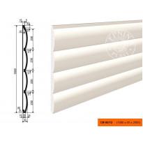 Накладка  СВ-50/12  панель (1000х50х2000)