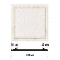 Декоративное панно Decomaster D30-40 (300*300*18)