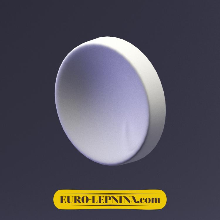3D Панель LUNA platinum E-0075 Artpole