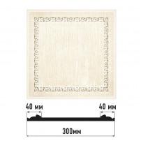 Декоративная панно Decomaster D30-7D (300*300*18)