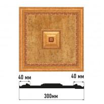 Декоративное панно Decomaster D31-58 (300*300*32)