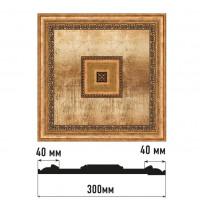 Декоративное панно Decomaster D31-57 (300*300*32)