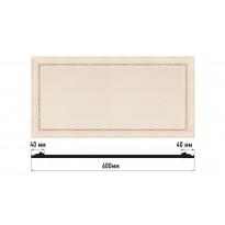 Декоративное панно Decomaster D3060-13 (600*300*18)