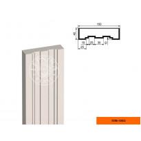 Пилястра ПЛВ-150/3 тело (2500х40х150)