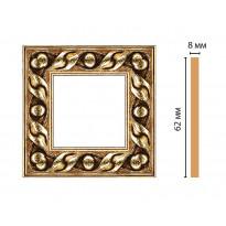 Вставка цветная Decomaster 130-2-43 (62*62*8)