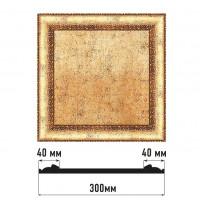 Декоративная панно Decomaster D30-552 (300*300*18)