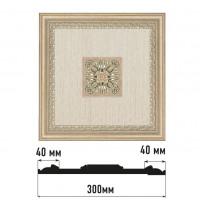 Декоративное панно Decomaster D31-59 (300*300*32)