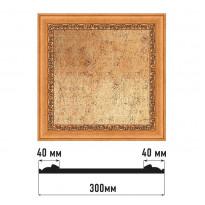 Декоративная панно Decomaster D30-1223 (300*300*18)