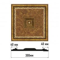 Декоративное панно Decomaster D31-43 (300*300*32)
