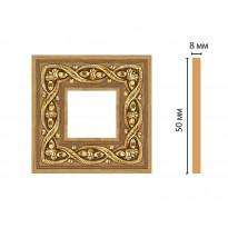 Вставка цветная Decomaster 130-2-4 (50*50*8)